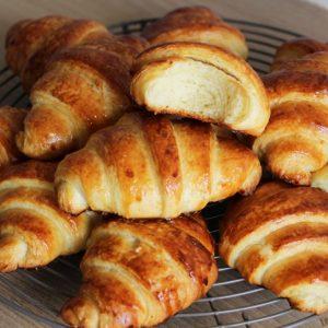 Croissants faits maison : régalez-vous !