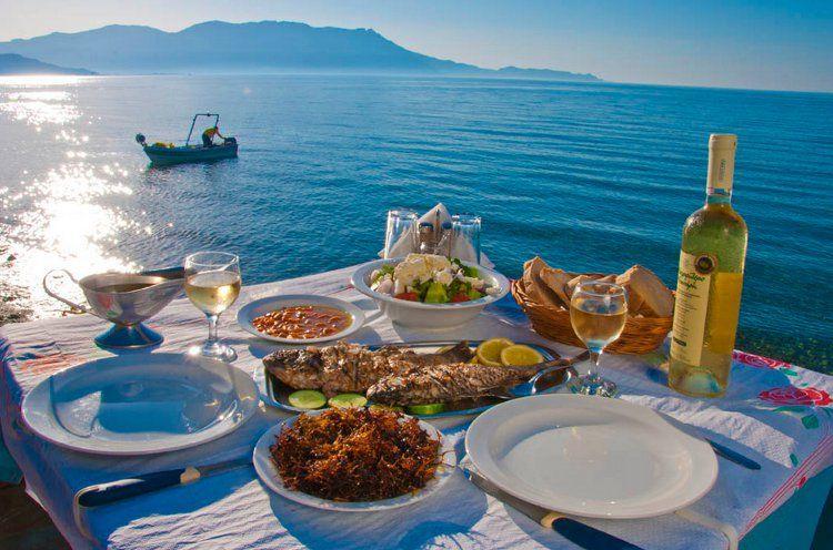 Goûtez à la cuisine grecque !