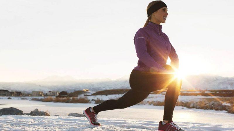Les bienfaits des sports d'hiver
